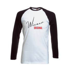 """Wiener Original"" T-Shirt Long Sleeve"